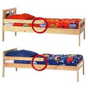 Lits pour enfants Ikea Kritter et Sniglar