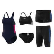 Maillots de bain enfant Adidas Infinitex 3-Stripe