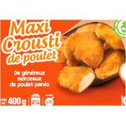 Maxi Crousti de poulet Auchan
