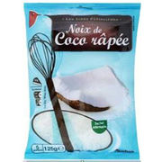 Noix de coco râpée Auchan