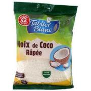 Noix de coco râpée Tablier Blanc (marque Repère E. Leclerc)
