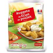 Nuggets de filet de poulet Thiriet