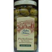 Olives vertes Reflets de France/Carrefour
