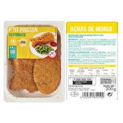 P'tit poisson au fromage Les Mousquetaires
