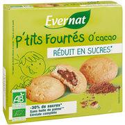 P'tits fourrés O'cacao Evernat