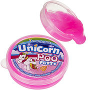 Pâte à modeler Prout licorne Unicorn Poo Putty Out of the Blue