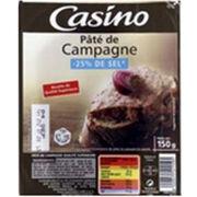 Pâté de campagne Casino