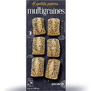 Petits pains multigraines Picard