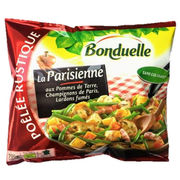 Poêlée La Parisienne Bonduelle