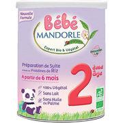 Préparation infantile Bébé Mandorle 2ème âge