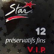 Préservatifs Star VIP