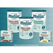 Produits de nutrition infantile de la marque Modilac