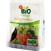 Raisins moelleux Bio Village