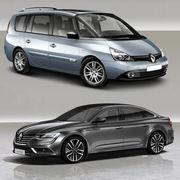 Renault Espace et Talisman
