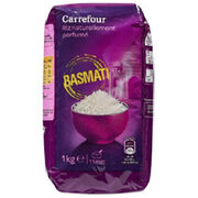 Riz basmati Carrefour