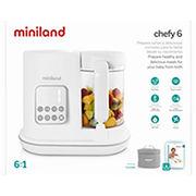 Robot de cuisine Chefy 6 Miniland