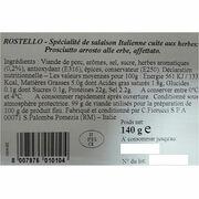 Rostello Alle Herbe - Prosciutto arrosto alle erbe (Cesare Fiorucci)