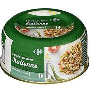 Salade au thon Italienne Carrefour