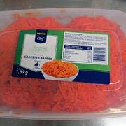 Salade de carottes râpées en sauce Metro Chef