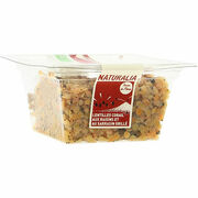 Salade de lentilles corail aux raisins et au sarrasin grillé Naturalia