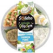 Salade Garden norvégienne Sodebo