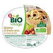 Salade Quinoa fruits secs Biovillage E. Leclerc