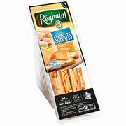 Sandwich Le Suédois Poulet Cheddar Réghalal