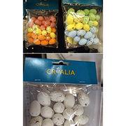 Sets œufs de caille Créalia