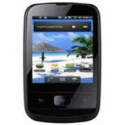 """Smartphone Lazer 3"""" noir Auchan"""