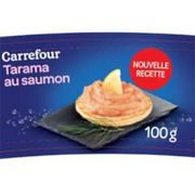 Tarama au saumon Carrefour