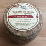 Tomette de brebis Reflets de France Carrefour