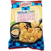 Tortellini à poêler jambon emmental Lustucru