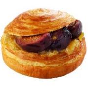 Tourbillon de bloc de foie gras de canard et figues Sapresti traiteur