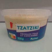 Tzatsiki Auchan