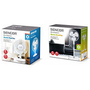 Ventilateurs Sencor/Carrefour