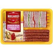 Viande Barbecue malin porc Bigard