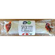 Wrap Bon App Speck poivron rouge et roquette
