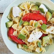 Recette de cuisineSalade italienne à l'avocat