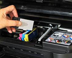 Cartouche d'encre pour imprimante