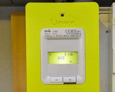Compteur électrique Linky