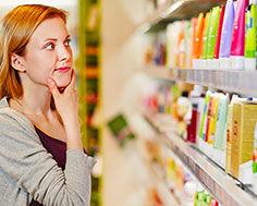 Ingrédients indésirables dans les cosmétiques