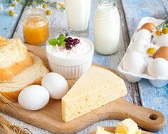 Œuf - Produit laitier